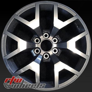 20 inch GMC Sierra 1500 Pickup  OEM wheels 5658 part# 22837233, AAUH