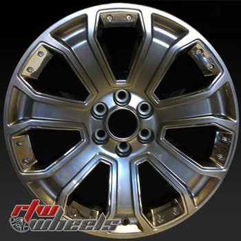 22 inch GMC   OEM wheels 5660 part# GM 19301190