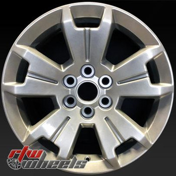 17 inch Chevy Colorado  OEM wheels 5672 part# 94775678