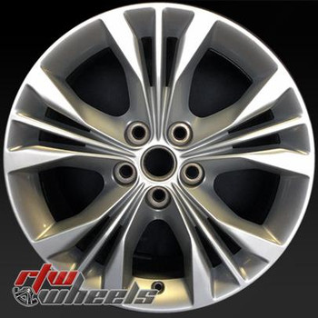 18 inch Chevy Impala  OEM wheels 5710 part# 23105066