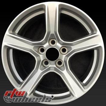 18 inch Chevy Camaro  OEM wheels 5758 part# 22998072