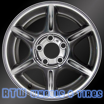 15 inch Oldsmobile Alero  OEM wheels 6034 part# 9593826