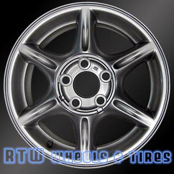 15 inch Oldsmobile Alero  OEM wheels 6034 part# 09593826