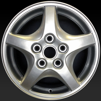 15 inch Pontiac   OEM wheels 6528 part# 09592392