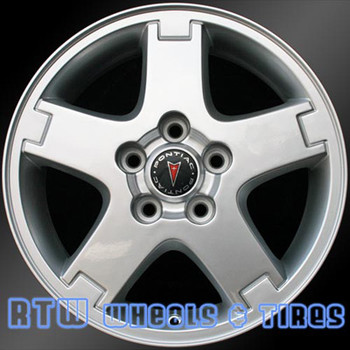 16 inch Pontiac Torrent  OEM wheels 6599 part# 88967360, 09595779