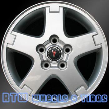 16 inch Pontiac Torrent  OEM wheels 6599 part# 88967360, 09595779