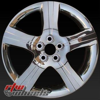 18 inch Pontiac   OEM wheels 6633 part# 09597693, HJJ