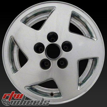 15 inch Jeep Grand Cherokee  OEM wheels 9010 part# 5DR24MD2, 5CC15LD2