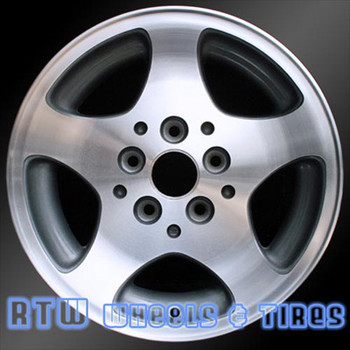15 inch Jeep Grand Cherokee  OEM wheels 9014 part# 5FA15SS7