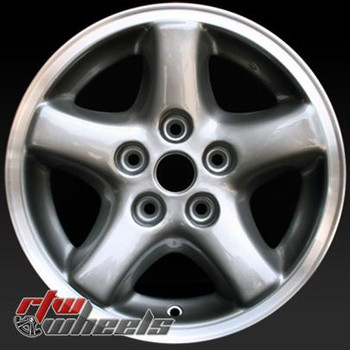 15 inch Jeep   OEM wheels 9018 part# 5EE80TAE