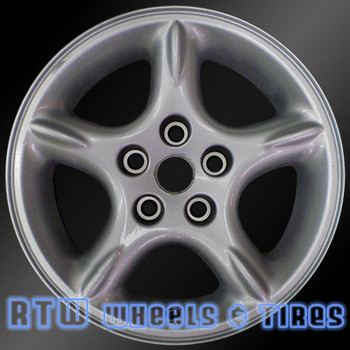 16 inch Jeep Wrangler  OEM wheels 9025 part# 5GK75PAKAA