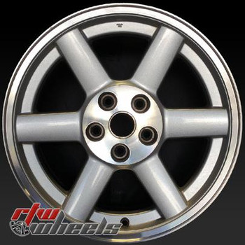 17 inch Jeep Liberty  OEM wheels 9057 part# 1BX27PAKAA