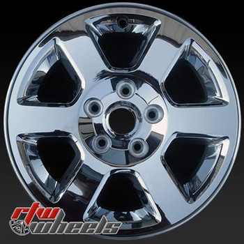 17 inch Jeep Commander  OEM wheels 9066 part# SKF69TRMAA