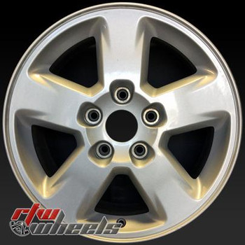 17 inch Jeep Grand Cherokee  OEM wheels 9104 part# 1HX64GSAAB