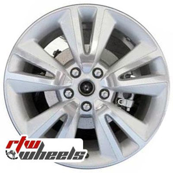 20 inch Jeep  Grand Cherokee  OEM wheels 9120 part# 1SZ68TRMAB, 1TE70TRMAB, 68089126AA