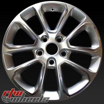 18 inch Jeep Grand Cherokee  OEM wheels 9136 part# 1VH40DD5AA