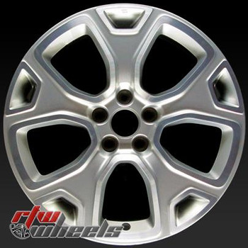 18 inch Jeep Renegade  OEM wheels 9150 part# 5XA69MAAAA