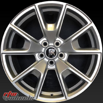 19 inch Ford Mustang  OEM wheels 10033 part# FR3C1007LA, FR3CLA