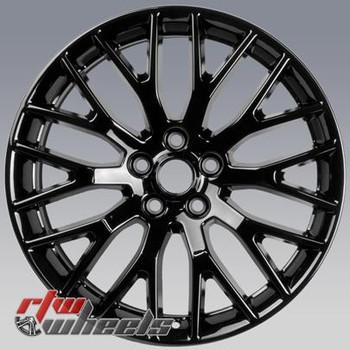 19 inch Ford Mustang  OEM wheels 10038 part# FR3Z1007N, FR3J1007CA, FR3J1007CB, FR3JCA, FR3JCB