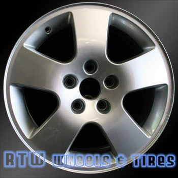 16 inch Audi A6  OEM wheels 58731 part# 4B0601025FZ17