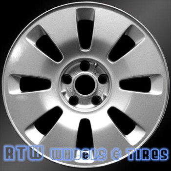 17 inch Audi A6  OEM wheels 58734 part# 4B3601025MZ17, 4B3601025MZ17