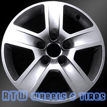 16 inch Audi A4  OEM wheels 58747 part# 8E0601025BC, 8E0601025B, 8E0601025BZ17