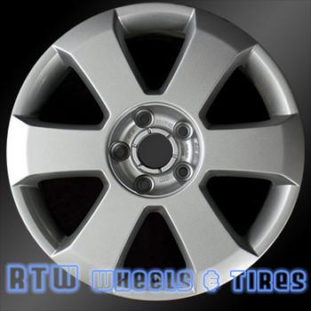 17 inch Audi A4  OEM wheels 58760 part# 8H0601025AZ17