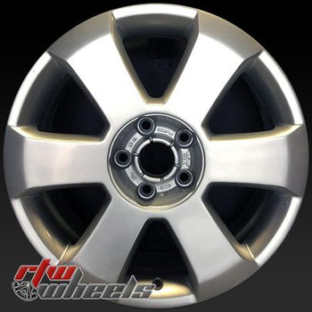 17 inch Audi A4  OEM wheels 58760 part# 8H0601025AZ17