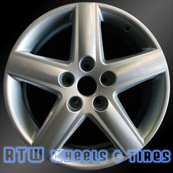 17 inch Audi A3  OEM wheels 58791 part# 8P0601025D
