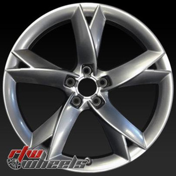 19 inch Audi   OEM wheels 58827 part# 92197466