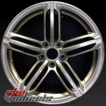 21 inch Audi Q7  OEM wheels 58886 part# AU 4L0601025AE
