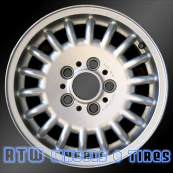 15 inch BMW 3 Series  OEM wheels 59183 part# 8T0601025F
