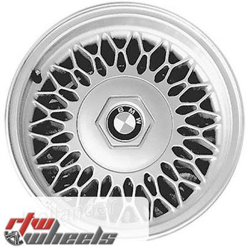 15 inch BMW   OEM wheels 59192 part# 36111182129, 1182129