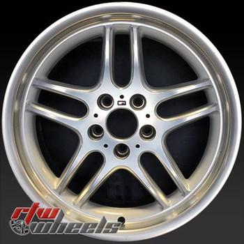 18 inch BMW 7 Series  OEM wheels 59272 part# 85329409905, 36112227633