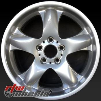 18 inch BMW X5  OEM wheels 59321 part# 36111096160, 36116754476