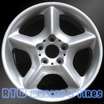 17 inch BMW X5  OEM wheels 59331 part# 36111092608