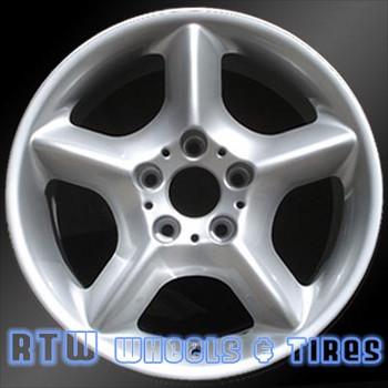 17 inch BMW X5  OEM wheels 59331 part# 36111096159