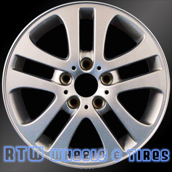 17 inch BMW 3 Series  OEM wheels 59342 part#  36116751415, 6751415