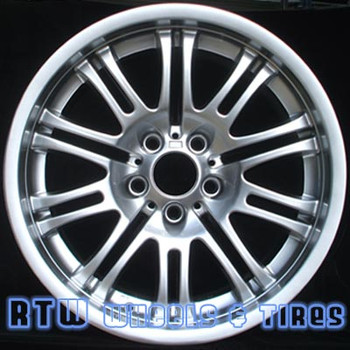 18 inch BMW M3  OEM wheels 59367 part# 36112229950