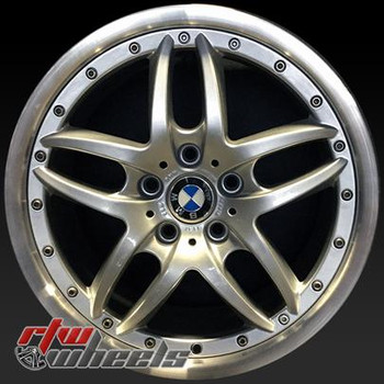 18 inch BMW 330i  OEM wheels 59465 part# 36111097186