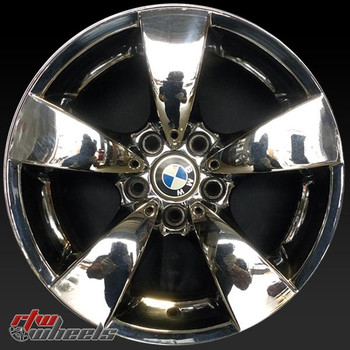 17 inch BMW 5 Series  OEM wheels 59471 part# 36116762001, 36116776776