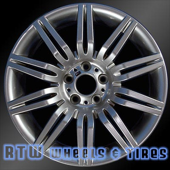 19 inch BMW 5 Series  OEM wheels 59554 part#  36117905325, 7905325
