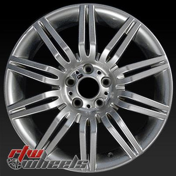 19 inch BMW 5 Series  OEM wheels 59554 part# 36117905325, 36118036948