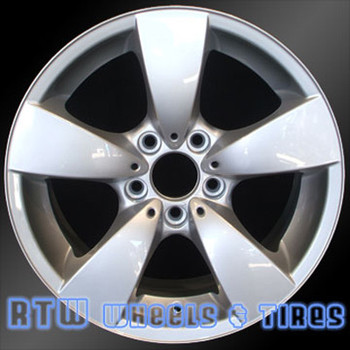 17 inch BMW 5 Series  OEM wheels 59557 part# 36118036932, 8036932