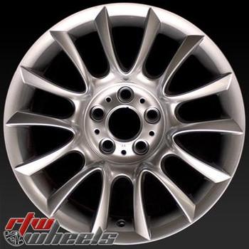 18 inch BMW 3 Series  OEM wheels 59577 part# 36118036932, 36117906988