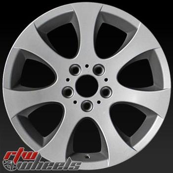 18 inch BMW 3 Series  OEM wheels 59586 part# 36116765816, 36116775601