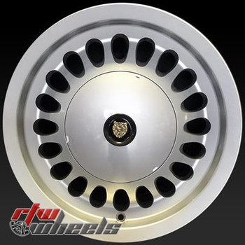 15 inch Jaguar XJ6  OEM wheels 59672 part# CAC1339  CAC1339 CAC1339