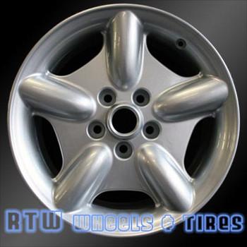 17 inch Jaguar XK8  OEM wheels 59689 part# M6116AB