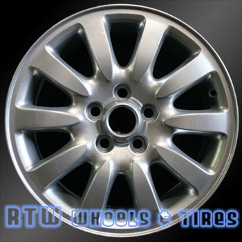 16 inch Jaguar X Type  OEM wheels 59712 part#  C2S2372, 1X431007BA