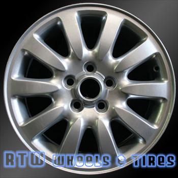 16 inch Jaguar X Type  OEM wheels 59712 part#  C2S2372, 1X431007BA